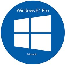 Microsoft Windows 8.1 Pro x64 English Intl 1 Pack DSP OEI DVD (PC)